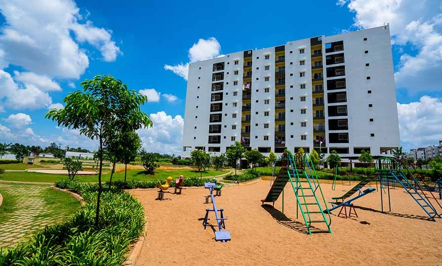 shriram smrithi amenities features6
