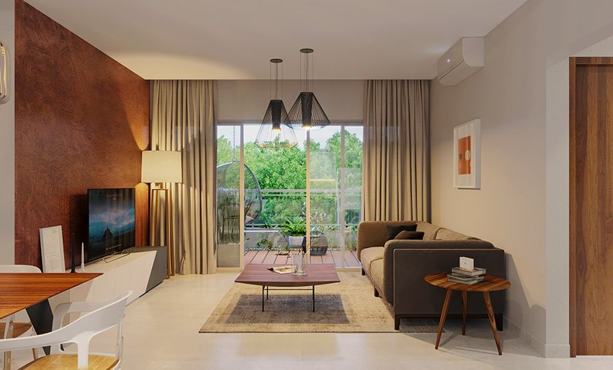 shriram southern crest phase 2 apartment interiors9