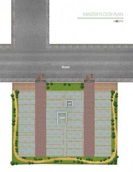 siddha basil bangalore master plan image5
