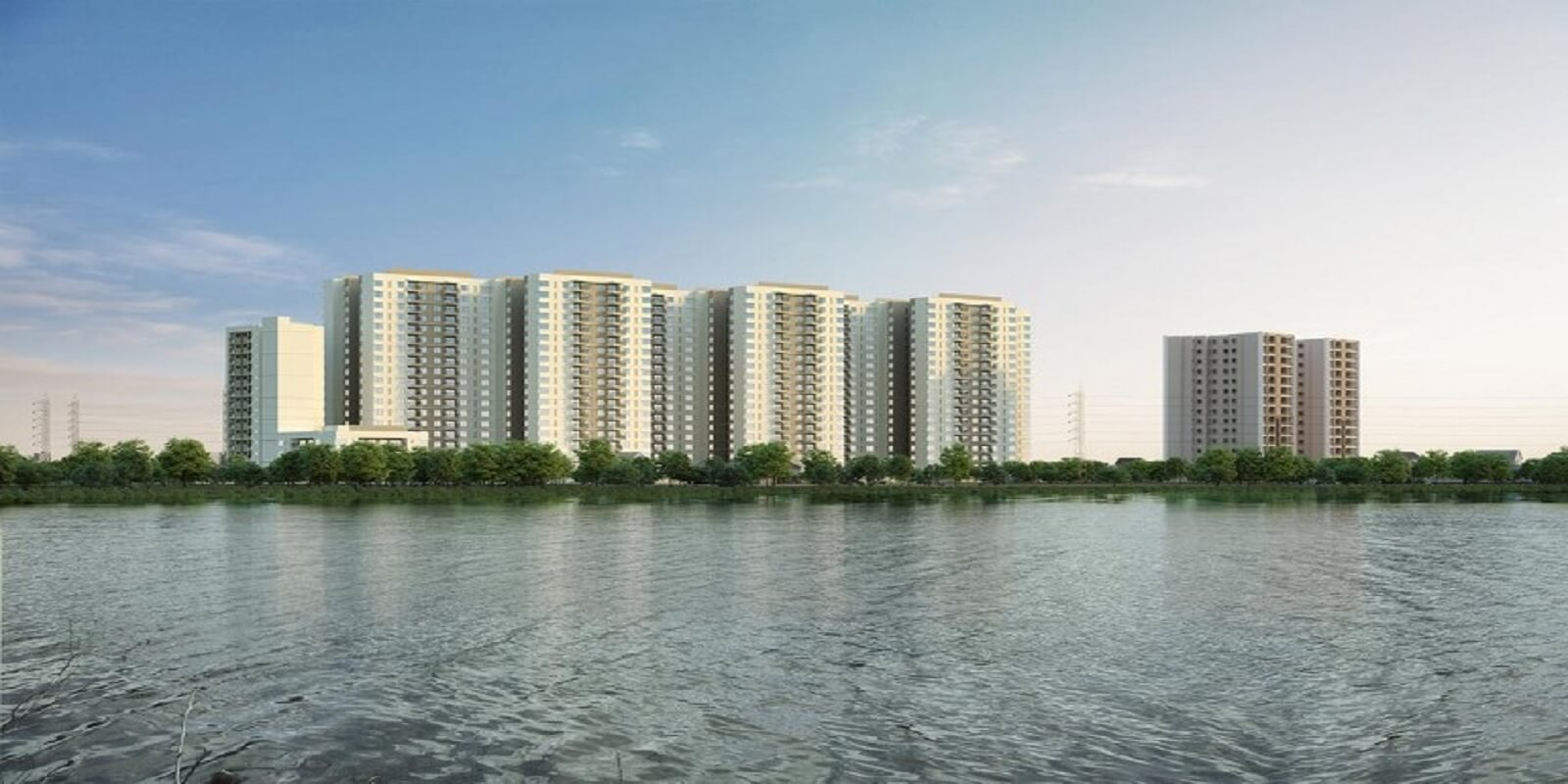sobha lake garden project large image1