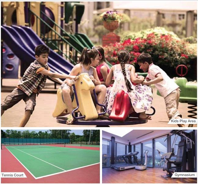 sobha rajvilas sports facilities image6