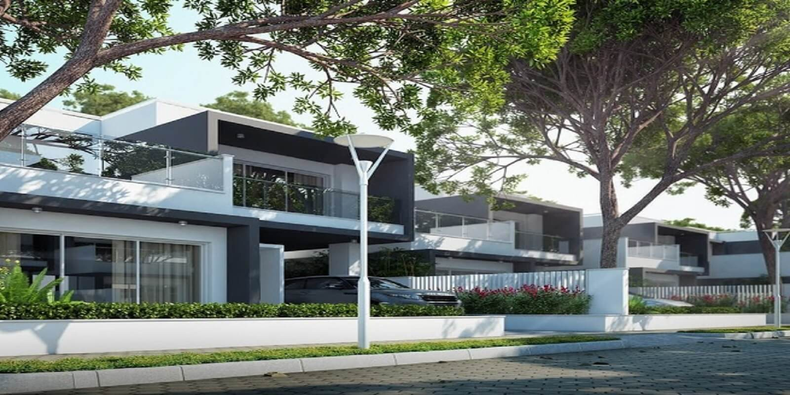sobha silicon oasis rowhouses project large image1