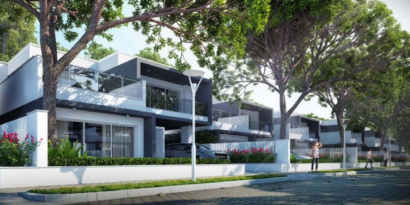 sobha silicon oasis rowhouses project large image5