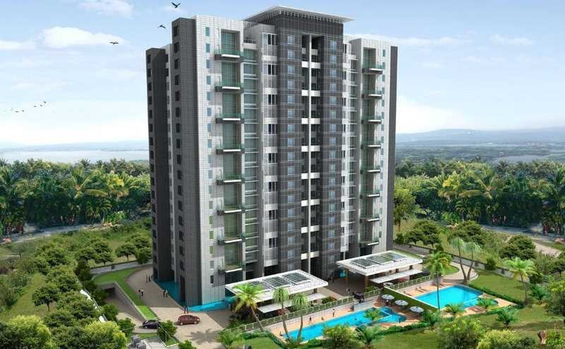 sobha square project tower view1