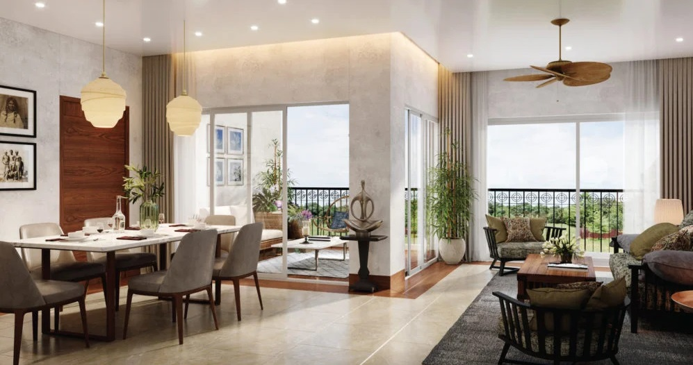 sobha windsor project apartment interiors1