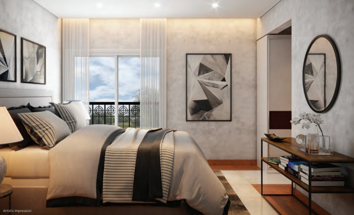 sobha windsor project apartment interiors3