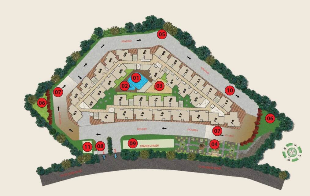 sowparnika pranathi master plan image1