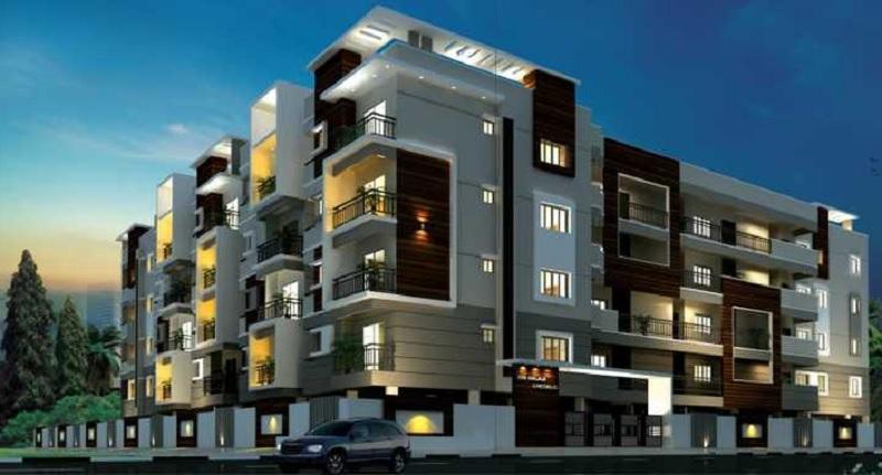 sri balaji emerald project tower view1