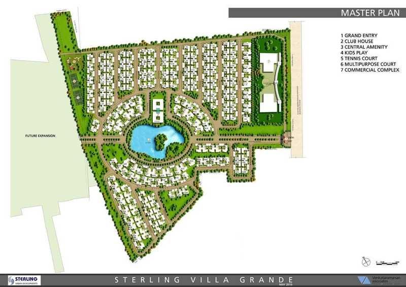 sterling villa grande phase 2 master plan image5