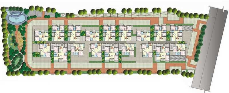 sumadhura anandam project master plan image1