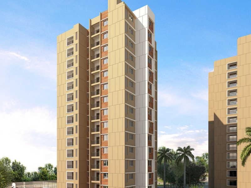 sumadhura eden garden project tower view1