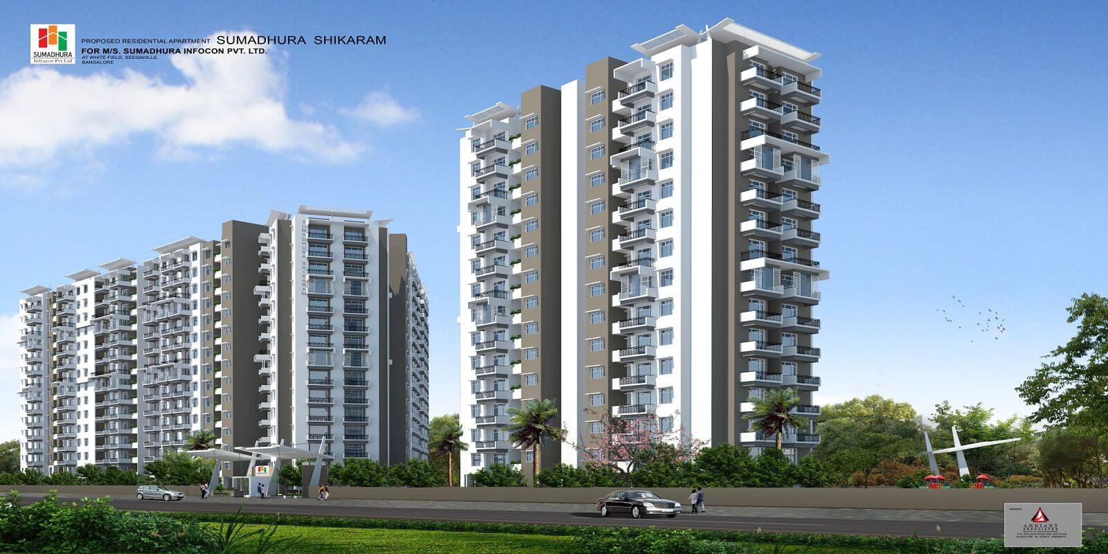 sumadhura shikharam project large image1