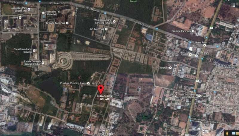 sumadhura soham phase 2 location image5