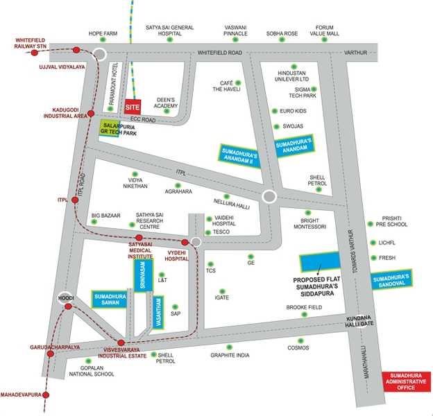 sumadhuras madhuram project location image1