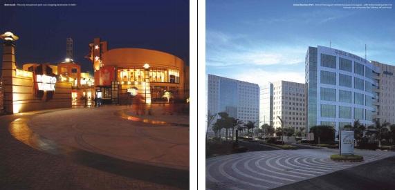 unitech uniworld resort amenities features8