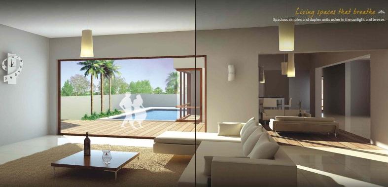 unitech uniworld resort apartment interiors5
