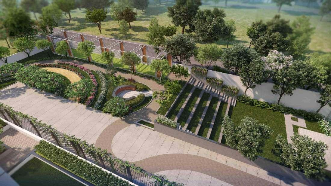 vajram newtown project amenities features1