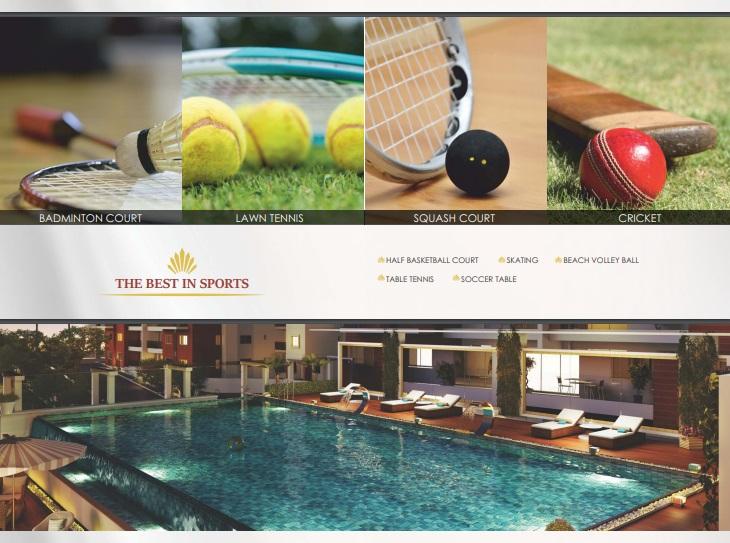 vajram tiara amenities features8