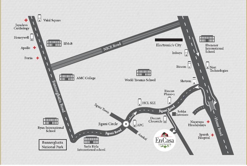 vakil encasa project location image1