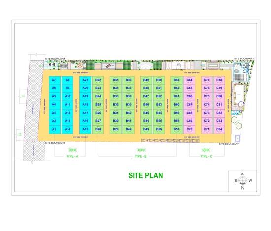 vivansaa amaryllies boulevard master plan image1