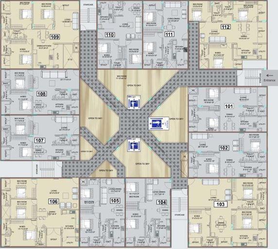 vmaks heights master plan image6