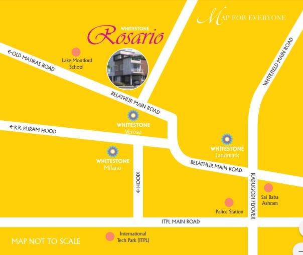 whitestone rosario project location image1