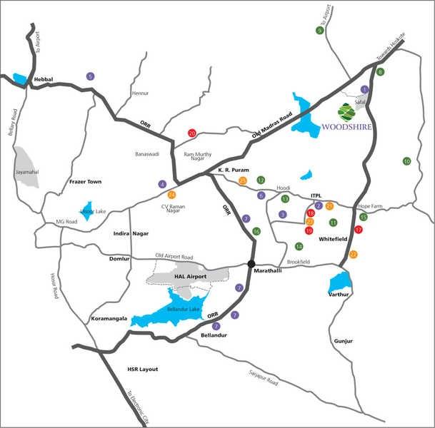 woodshire emerson park location image4