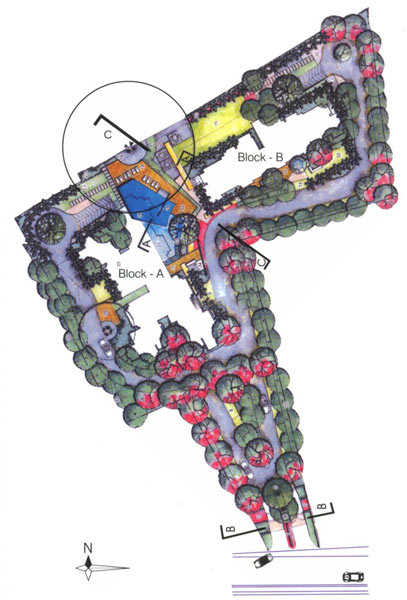 zen gardens project master plan image1