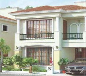 Creative Green Wood Empire Villas Flagship