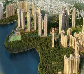 DLF Woodland Heights My Town Flagship