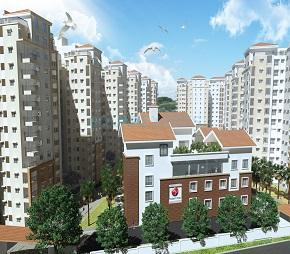 3 BHK 1260 Sq.Ft. Apartment in Mantri Alpyne