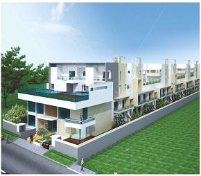 Sai Nester Earth Apartment, Hennur Road, Bangalore