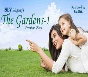 SLVs The Garden Flagship