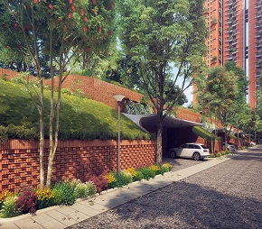 Total Environment In That Quiet Earth Phase 2 A, Hennur, Bangalore