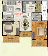 abhee nakshatra apartment 2 bhk 1229sqft 20205720135743
