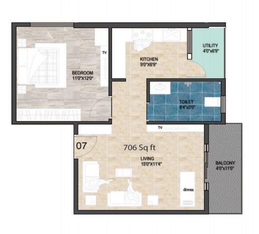 aloki quanta apartment 1bhk 706sqft01