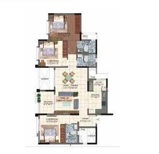 brigade 7 gardens apartment 3 bhk 1604sqft 20215227105207