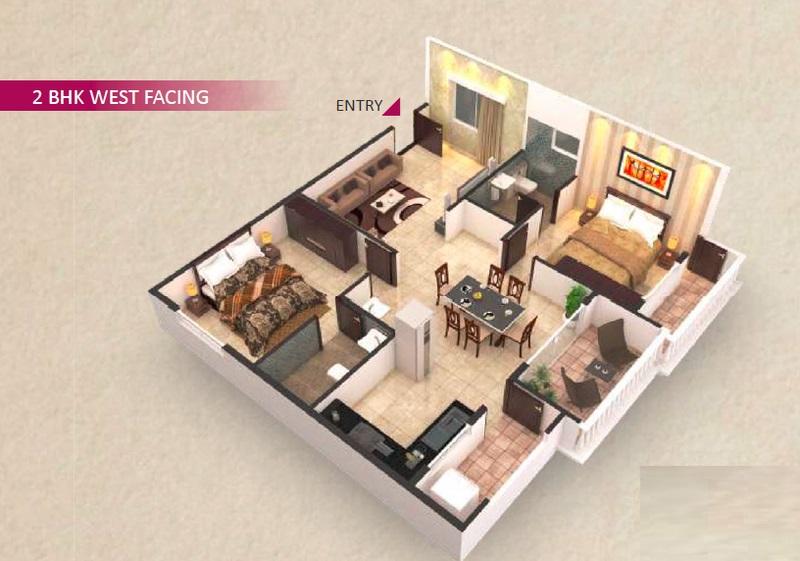camellia pride apartment 2 bhk 773sqft 20212301162338
