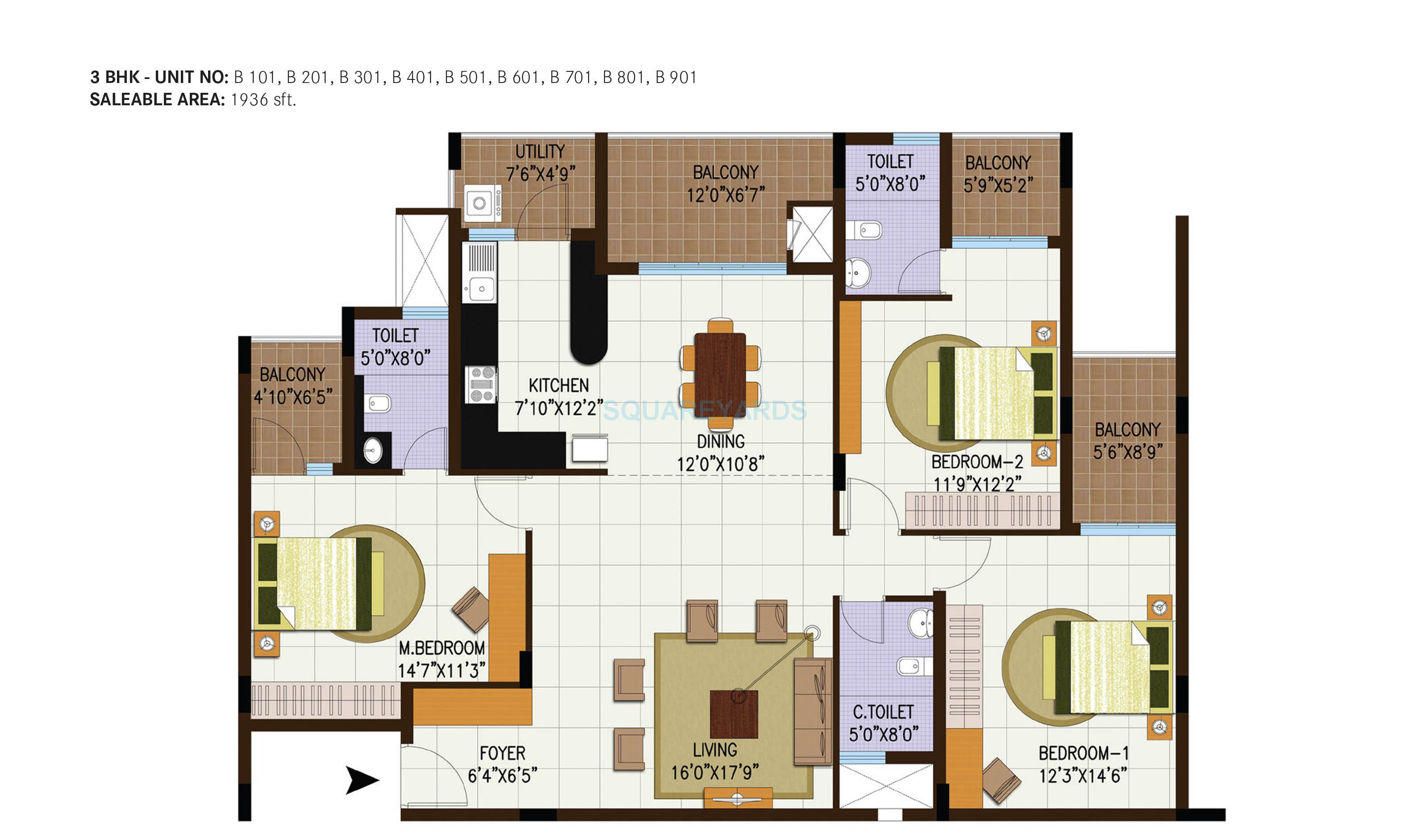 century central apartment 3bhk 1806sqft 20202819132852