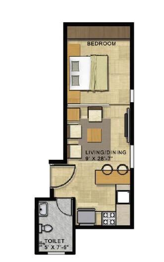 450 sq ft apartment latest bestapartment 2018 for 450 sq ft floor plan