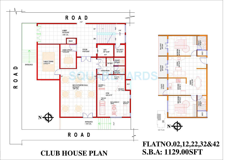 concorde livingston apartment 2bhk 1129sqft1