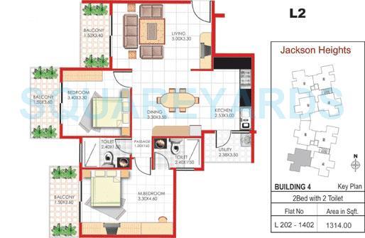concorde manhattans apartment 2bhk 1314sqft1
