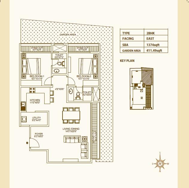 dhammanagi terrace gardens apartment 2bhk 1374sqft41