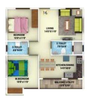 ds max scarlet apartment 2bhk 994sqft21