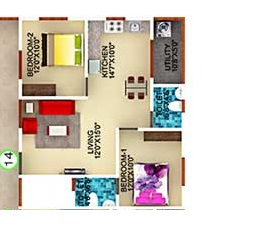 ds max starry apartment 2 bhk 1072sqft 20203320103315