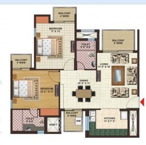 elegant heights apartment 2 bhk 1203sqft 20200925080914