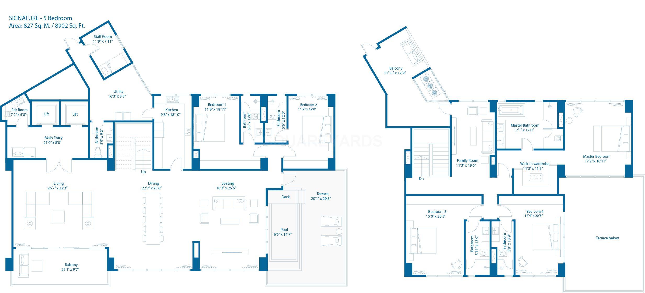 embassy lake terrace apartment 5bhk 8902sqft1