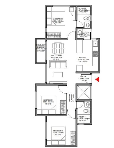 godrej ananda apartment 3 bhk 702sqft 20211015121039