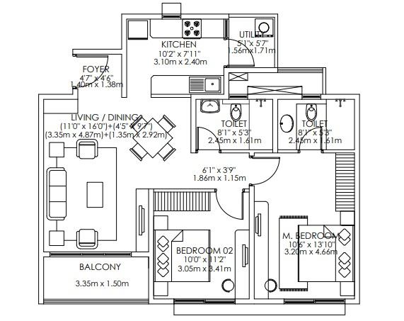 godrej aqua apartment 2 bhk 1117sqft 20211003111006