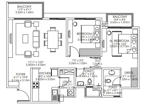 godrej aqua apartment 2 bhk 1311sqft 20211203111237